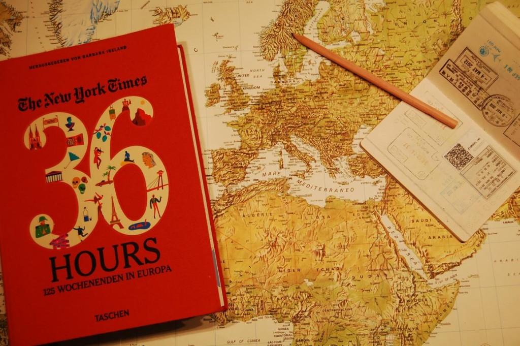 Das Buch von der New York Times ist ein ganz besonderes Reisegeschenke für alle die gerne Europa entdecken wollen - ohphoria.de
