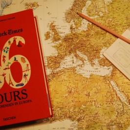 Reiseführer Geschenk: Am Wochenende ganz Europa entdecken