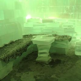 Ice, ice bar – Icebar Feeling mit Schnapsgläsern aus Eis