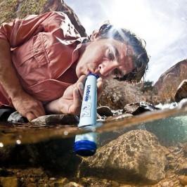 Autarkes Outdoor-Abenteuer mit dem persönlichen Wasserfilter