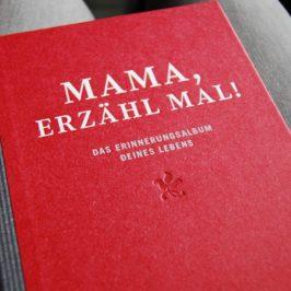 Mama erzähl mal: Sich gemeinsam an vergangene Momente erinnern & so seine Ur-ur-ur-ur-ur Enkel kennenlernen