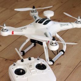Scheiß auf den Airbus 380, ich flieg jetzt Drohne! Aufnahmen aus ganz besonderer Perspektive