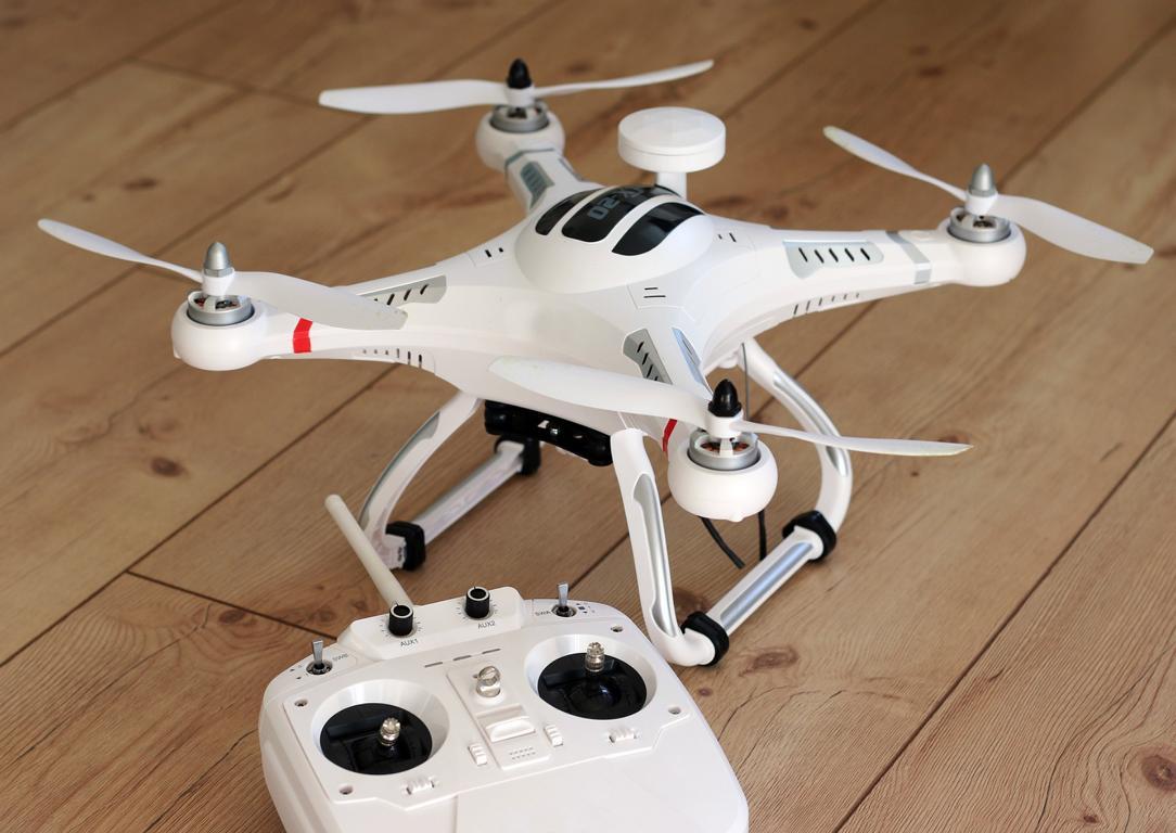 Mit einem Drohnen Geschenk eine völlig neue Perspektive verschenken