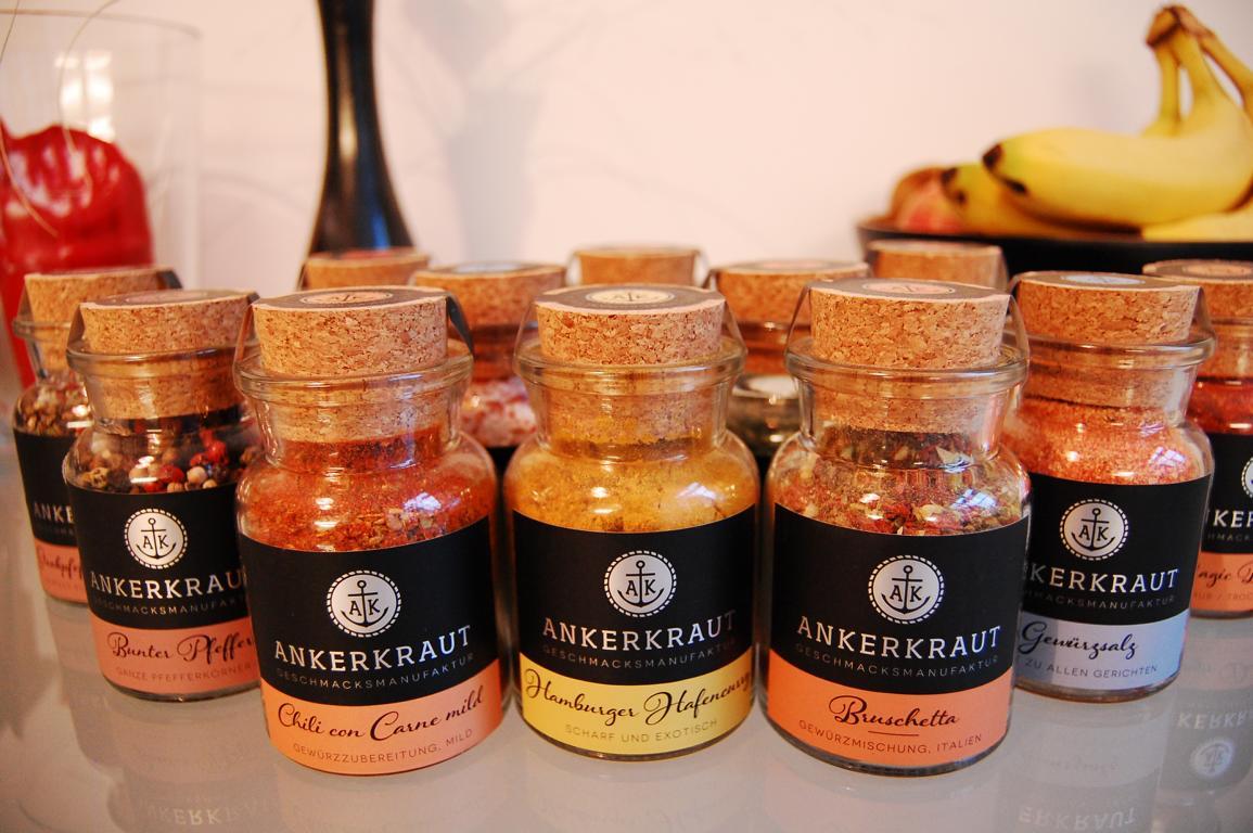 Ankerkraut ist ein tolles Gewürze Geschenk - ohphoria.de