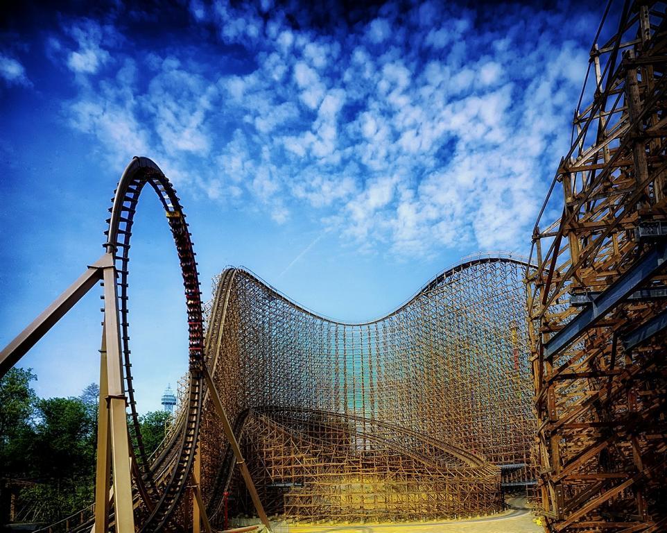 Eine Portion Adrenalin im Freizeitpark abholen mit ohphoria.de