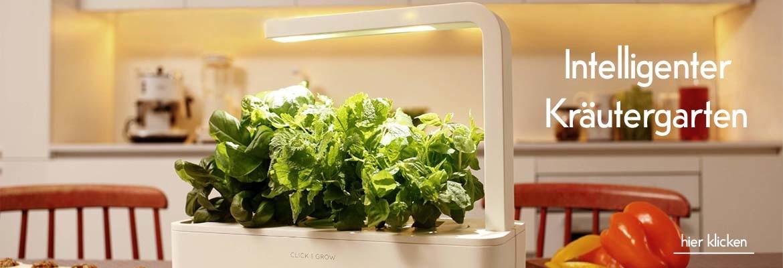 Die smarte Küche mit dem intelligenten Kräutergarten