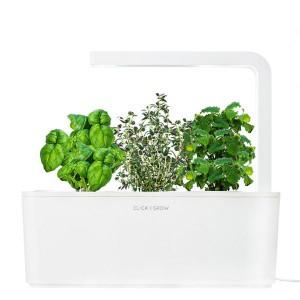 Ein intelligenter Kräutergarten züchtet eigenständig die Kräuter - ohphoria.de