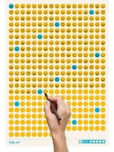 Mit dem Smiley-Kalender jetzt bewusster leben - ohphoria.de