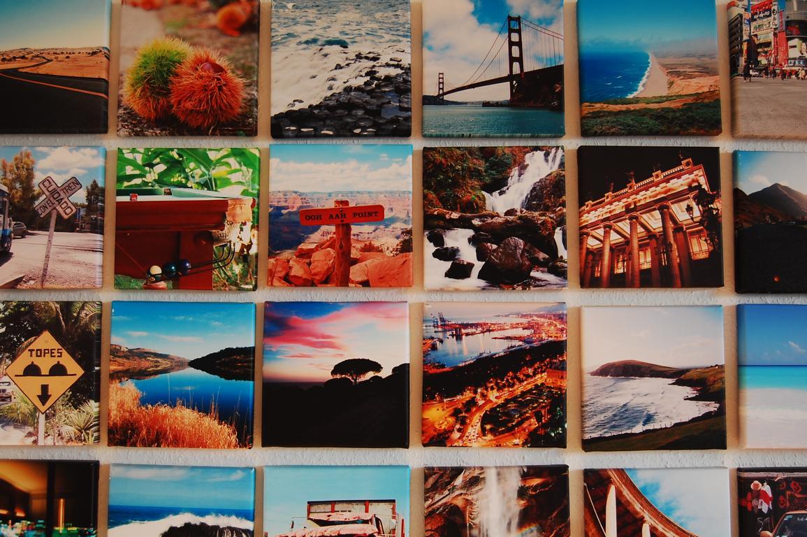 Originelle Geschenke auf unserem Geschenke Blog - so z.B. die Bilderwürfel als Fotogeschenk