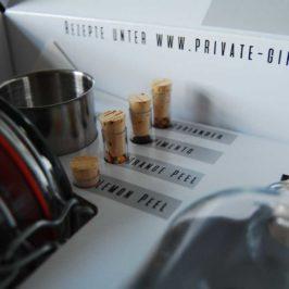 DIY Gin Geschenk: Auf der Suche nach dem GIN des Lebens und dafür den eigenen Gin aufsetzen