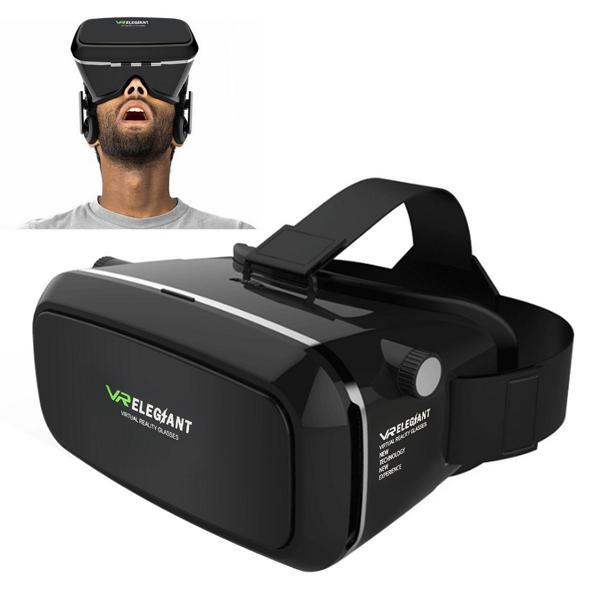Mit einem VR Brille Geschenk immer da sein wo man möchte une einfach nur staunen