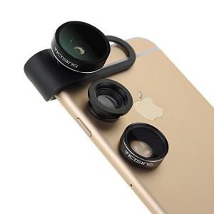 Geschenkideen Fotografie können so einfach sein - wie z.B. die Mini-Objektive fürs Smartphone - ohphoria.de