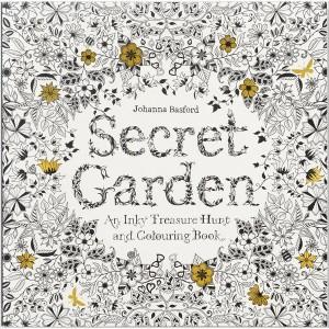 Mit dem Malbuch für Secret Garden für Erwachsene zur Tiefentspannung finden - ohphoria.de
