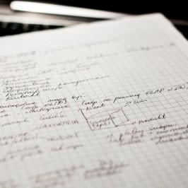 Smartpen: Wo habe ich das nur aufgeschrieben? – dank diesem Gadget handschriftliche Notizen digital durchsuchen