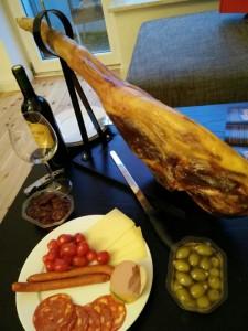 Und dabei schmeckt ein Iberico nicht nur wunderbar sondern macht auch noch optisch was her - ohphoria.de