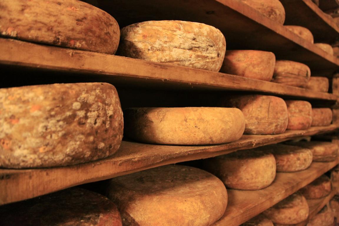 Beim Käsefondue kommt es vor allem auf die Qualität des Käse an - ohphoria.de
