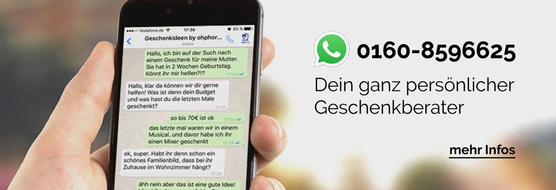 Whatsapp Geschenkfinder