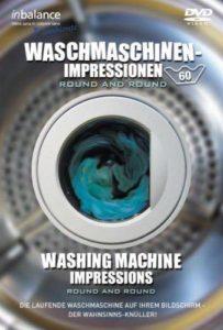 Die Waschmaschine ist so entspannend