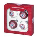 FC Bayern Weihnachtskugeln
