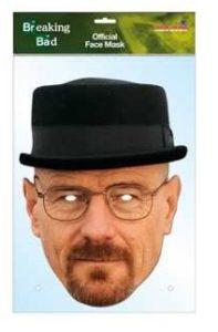 Heisenberg Papiermaske