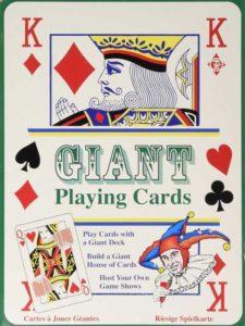 riesen Kartenspiel