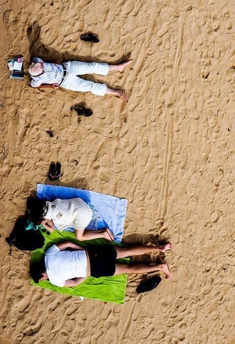 Besondere Geschenke für den Strand gefällig - mit dem Strandsafe echte Urlaubsentspannung verschenken