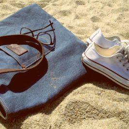 Strandsafe: Wohin mit den Wertsachen am Strand? Dank Strandsafe geht's gemeinsam ins Meer