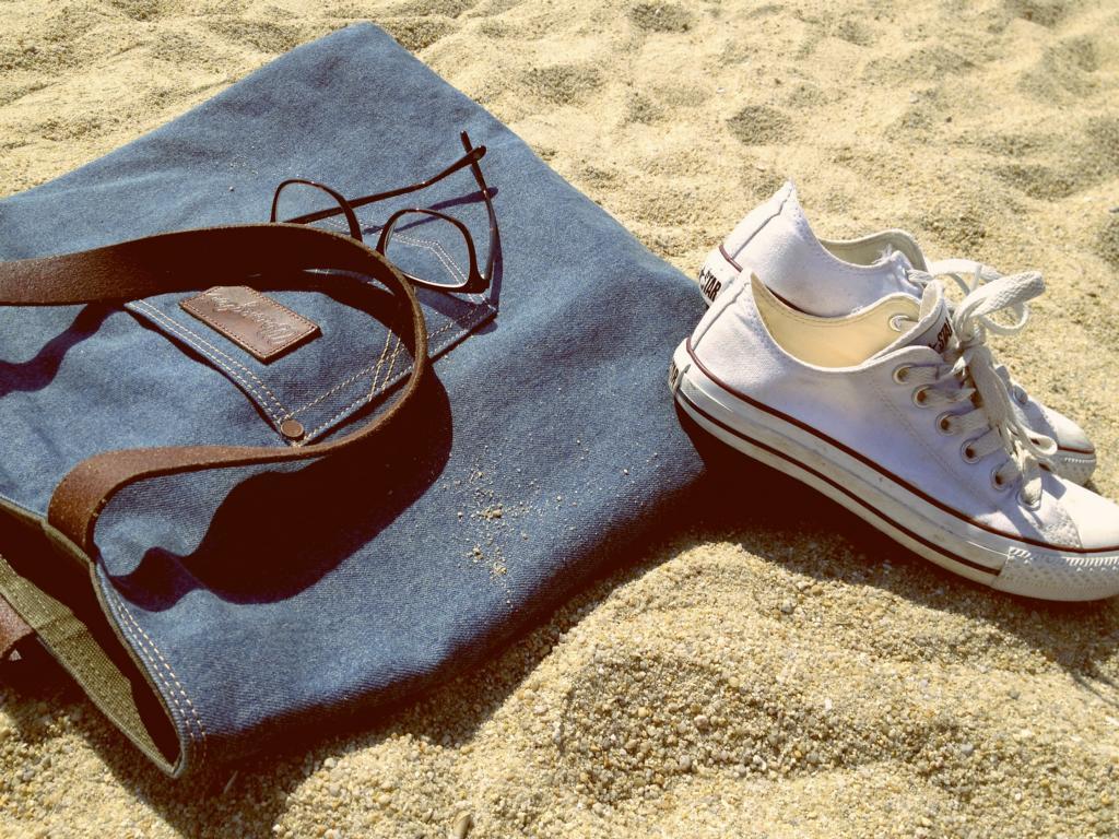 Dank Strandsafe keine Wertsachen am Strand zurück lassen und entspannt gemeinsam ins Meer gehen