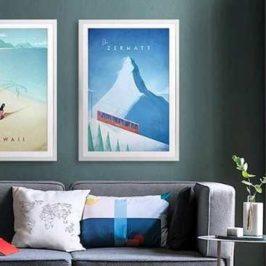 Poster-Kunst: BEZAHLBAR, INDIVIDUELL, SOZIAL! Diese Kunst Geschenke sorgen für frischen Wind Zuhause & helfen jungen Künstlern