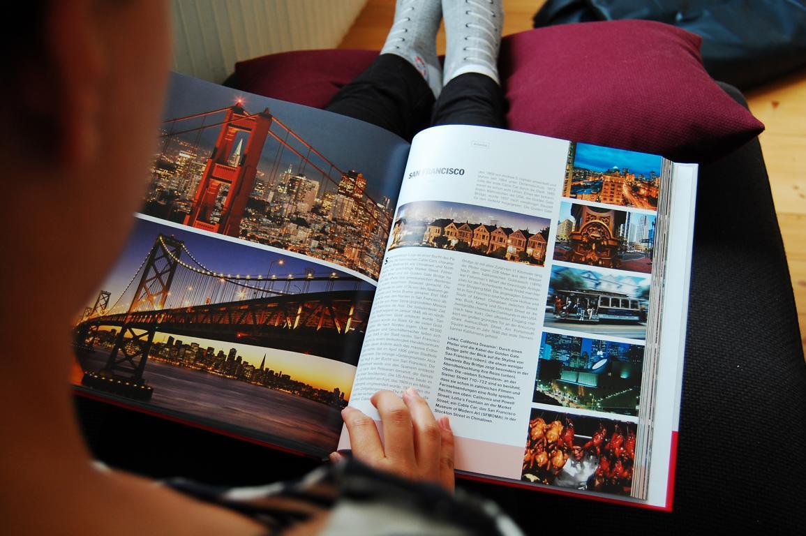 Die Geschenkidee Inspiration Weltreise hat das Potenzial ein Leben zu verändern