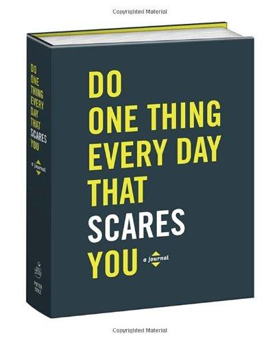 Ein inspierendes Geschenk das Buch Do one thing every day that scares you