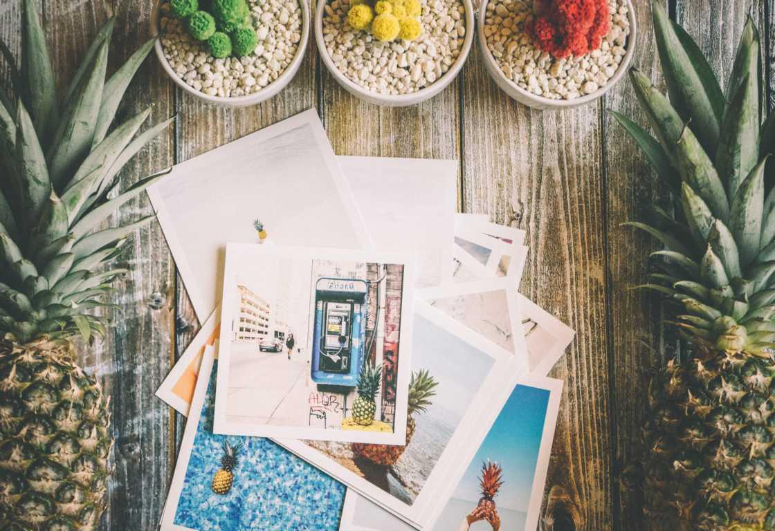 Die besten Bilder aus dem Smartphone Drucker kommen an die Wand