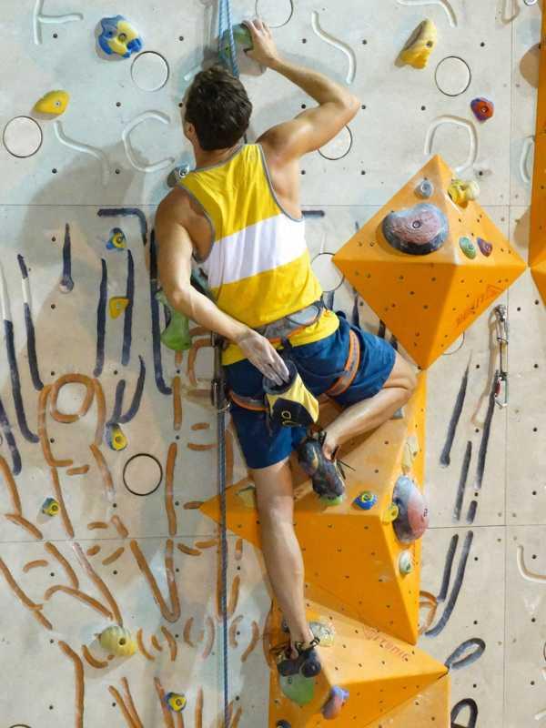 Und wer weiß, wenn das Indoor Klettern Geschenk gefällt, wird Klettern vielleicht zu einem neuen Hobby