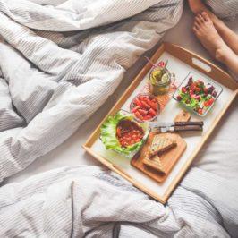 Frühstück im Bett Abo – für Entspannung oder Zweisamkeit am Sonntag