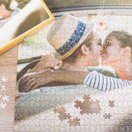 Let's puzzle: Mit einem FOTOPUZZLE gemeinsame Momente intensiv wiedererleben