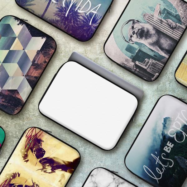 Bei Caseable gibt es nicht nur stylische Handyhüllen sondern auch Schutz für Laptops & Co