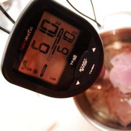 Sous Vide Garer: Perfekter Geschmack dank diesem Küchengadget & Niedrigtemperaturgaren