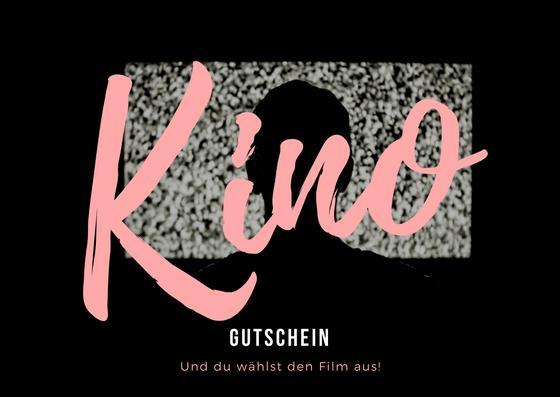 Kino Gutschein