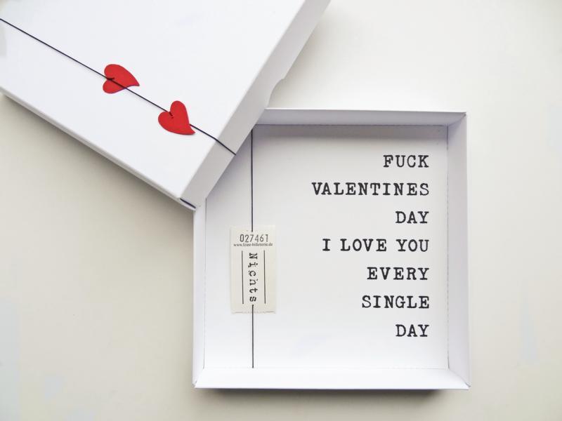 Mit Diesem Anti Valentinstag Geschenk Könnt Ihr Dieses Jahr Auftrumpfen