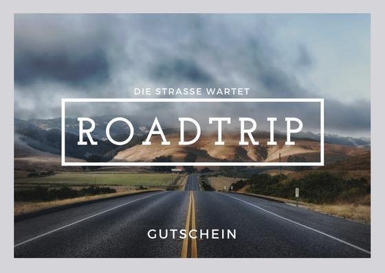 Reisegutschein Roadtrip