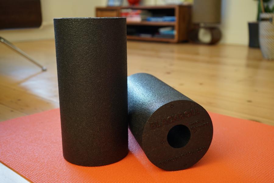 Die Blackroll ist ein super Fitness Geschenk für Sportler und Verspannte
