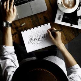 Hand Lettering lernen – die Kunst der schönen Buchstaben lässt kreative Herzen höher schlagen