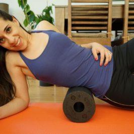 Fitness Geschenk: Die FASZIENROLLE ist einfach wie genial – mit Selbstmassage zur Trainingsrevolution!