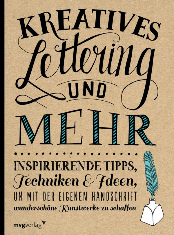 Mit einem Hand Lettering Buch kreative Seele eine Freude machen