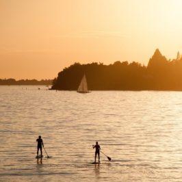 STAND UP PADDLING – gemeinsam zu neuen Ufern aufbrechen