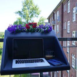 Mit diesem innovativen Geschenk für den Bakon verschenkt ihr das maximale Balkonien Gefühl