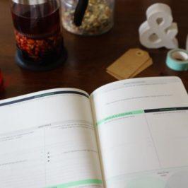 Ein Life-Coach + Kalender, der alles verändert: Wer bin ich, wo will ich hin & wie erreiche ich das