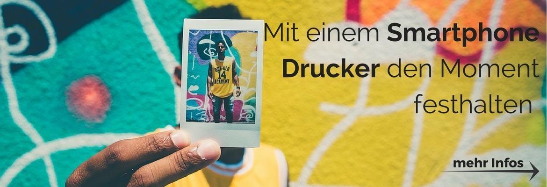 Smartphone Drucker
