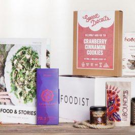 VEGANE GESCHENKE BOX: Monatliche Überraschung & Inspiration für eine vegane Ernährung