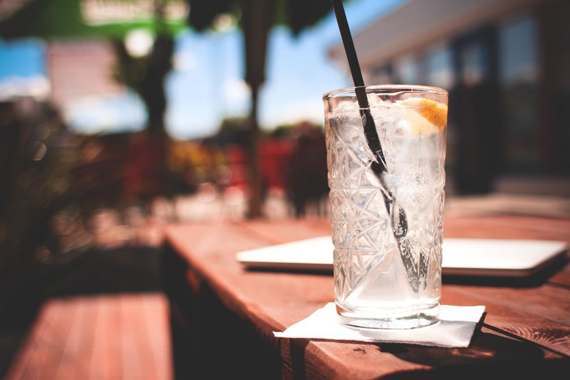 Gin schmeckt im Sommer wie im Winter